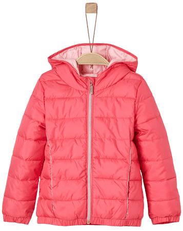 s.Oliver lány kabát 92 rózsaszín