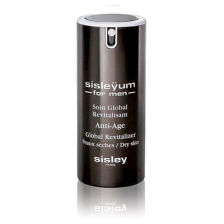 Sisley Revitalizační péče proti stárnutí pro suchou pleť For Men (Anti-Age Global Revitalizer) 50 ml