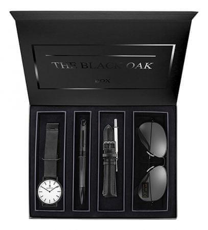 Black Oak pánský dárkový set BX97053BSET-901