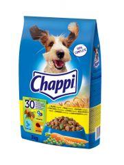 Chappi suha hrana za odrasle pse, perutnina in zelenjava, 3 kg