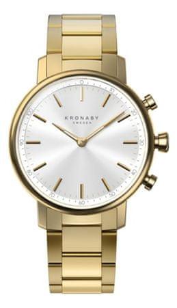 Kronaby dámské hodinky Connected watch CARAT A1000-2447