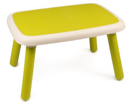 Smoby Gyermek asztalka zöld