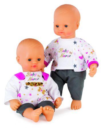Smoby lutka za dojenčke 32 cm, 2 vrsti