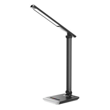 Platinet LED asztali lámpa PDLH10QBR-W