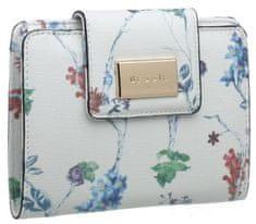 Bessie London ženska denarnica, bela