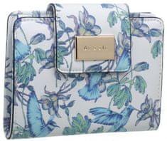 Bessie London dámská bílá peněženka