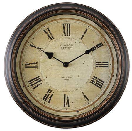 My Best Home Zegar naścienny CLARIDGE Ø 29,5 cm
