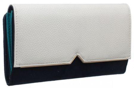 76437da79fd7 Bessie London dámska modrá peňaženka
