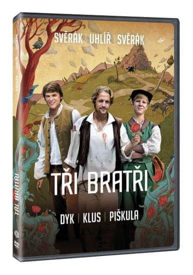 Tři bratři - DVD