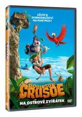 Robinson Crusoe: Na ostrově zvířátek - DVD