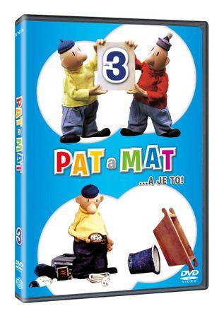 Pat a Mat 3 - DVD