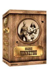 VINNETOU - Kolekce (4DVD) - DVD
