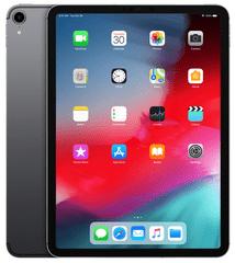 Apple iPad Pro 11, Cellular, 1 TB, Space Grey (mu1v2hc/a)