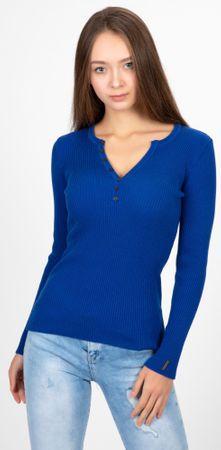 Paul Parker sweter damski M niebieski