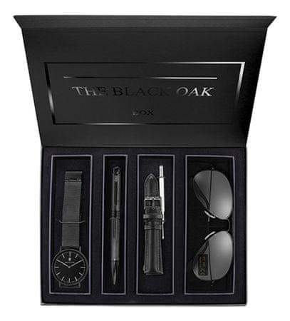 Black Oak pánský dárkový set BX97053BSET-903
