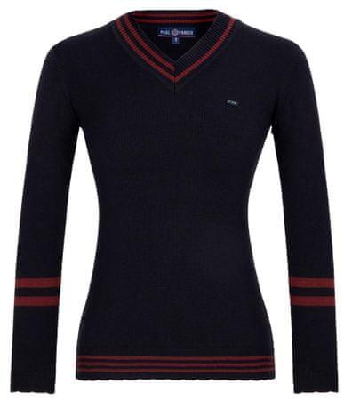 Paul Parker ženski pulover, temno moder, XL