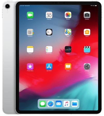 Apple iPad Pro 12,9, Cellular, 512 GB, Silver (mtjj2hc/a)