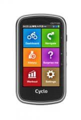 MIO kolesarska navigacija Cyclo 405 HC FEU