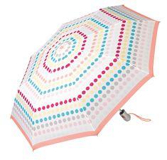 Esprit Női esernyőEasymatic Light Happy Dots