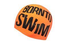 Born To Swim Reflexní seamless čepice
