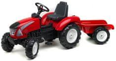 Falk traktor z platformą Garden Master