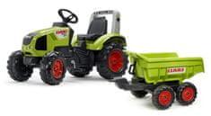 Falk traktor Claas Axos 330 z platformą