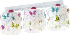 Dalber dječja stropna svjetiljka Leptirići 62143