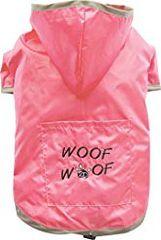 Doggy Dolly kabanica 2 šape za velike pse, ružičasta
