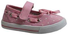 Wink lány balerina cipő pontokkal