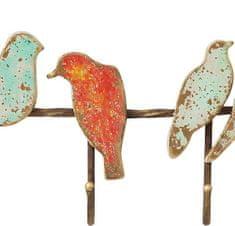 KARE Věšák Bird Party