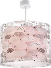 Dalber lampa wisząca dla dzieci Różowe chmury 41412S