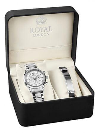 Royal London férfi óra 41264-05-SET