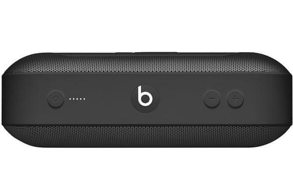 Bezprzewodowy głośnik Beats Pill+ - wytrzymałość 12h, zakres 10m, parowanie z iPhone Macbook Stereo Sound