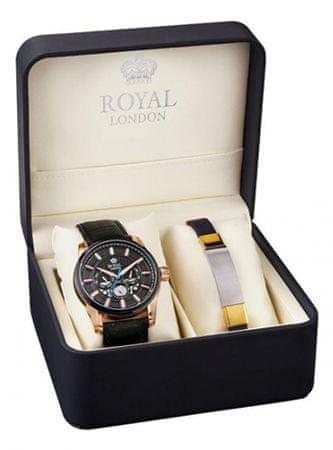 Royal London sada hodinek s náramkem 41324-04-SET