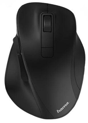 HAMA mysz bezprzewodowa MW500, czarny