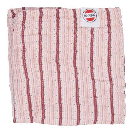 Lodger Deka Dreamer Muslin Stripe Xandu Sensitive, 120x120 cm