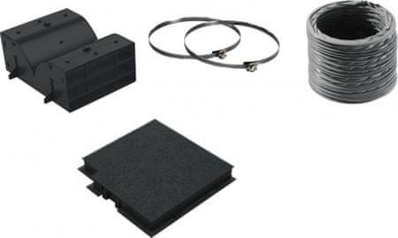 Bosch dodatni pribor za kuhinjske nape DWZ0DX0U0