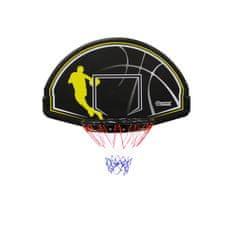 Master Basketbalový koš s deskou 112 x 72 cm