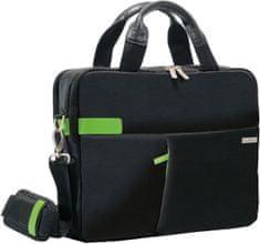 Leitz torba za prenosnik Smart Traveler, 33.8 cm, črna