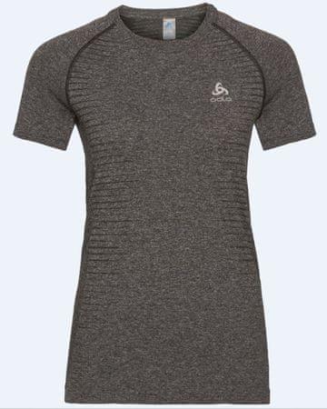 ODLO ženska majica Seamless Element, S, siva