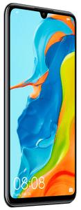 Huawei P30 lite, duży wyświetlacz, FHD, wysoka rozdzielczość, redukcja niebieskiego światła, przyjemne oglądanie.