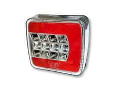 Golm LED svjetiljka, lijeva, za prikolicu, 12/24 V