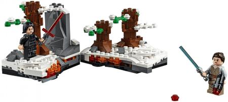 LEGO Star Wars™ 75236 Duel na základně Hvězdovrah
