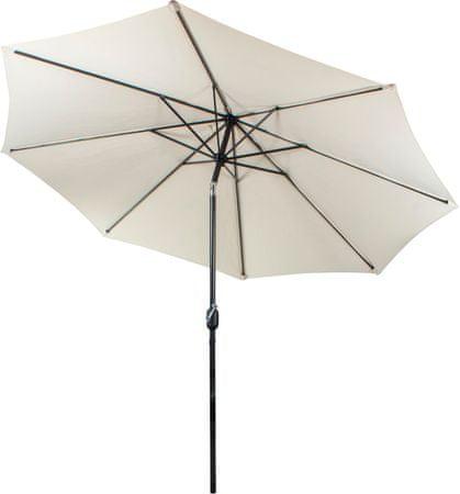 Fieldmann FDZN 5006 Krémszínű napernyő 3m
