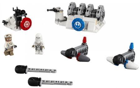 LEGO Star Wars 75239 Atak na generator na Hoth
