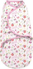 Summer Infant Zavinovačka SwaddleMe S květinky/motýlci
