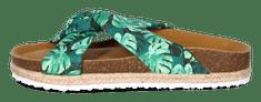 PAEZ dámské pantofle Sandal knot palms