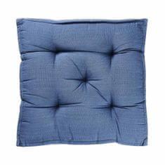 Butlers Podsedák 40 x 40 cm - modrá