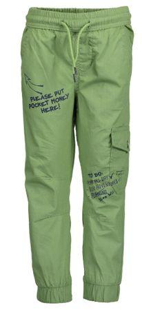 Blue Seven chlapčenské nohavice 92 zelená
