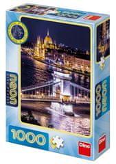 DINO Budapest Neon 1000 részes